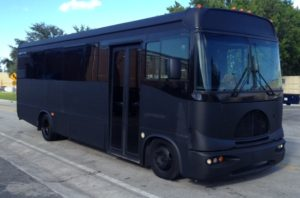 Miami Limo Coach Party Bus 3