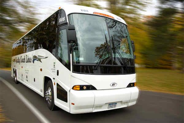 6al Charter Bus