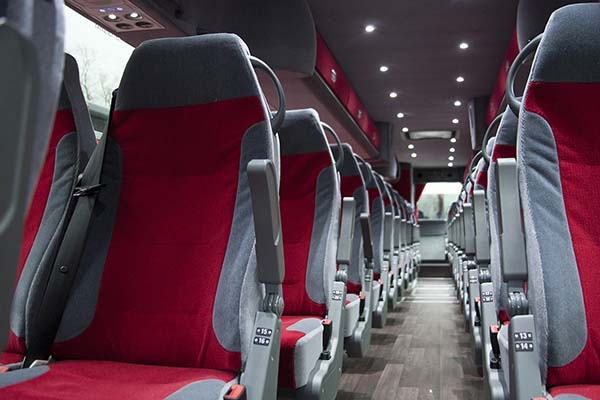 RedCoach3 Charter Bus